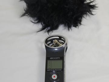 Rent: Zoom H1 Handy Recorder
