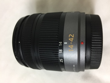Rent: Panasonic Lumix G Vario 14-42mm f/3.5-5.6 MEGA O.I.S. Lens