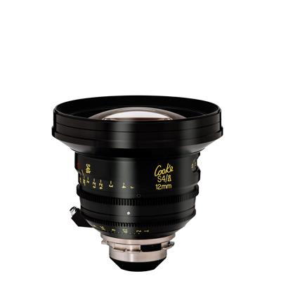 12mm Cooke S4 T2.0 (156mm-D)