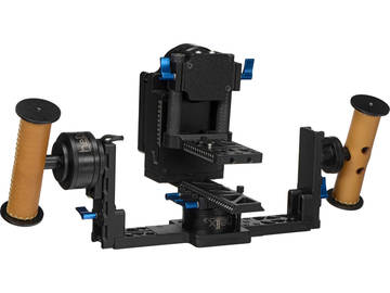 Rent: Letus Helix Jr.  3 Axis Camera Stabilizer