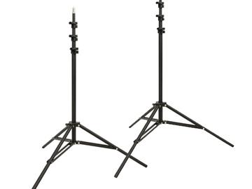 Rent: 2x Wescott Lightweight Light Stand (8 ft.)