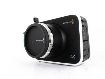 Rent: Blackmagic Production Camera 4K, PL Mount