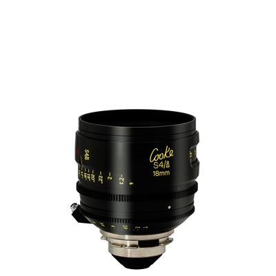 18mm Cooke S4/i T2.0 (110mm-D)