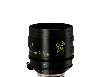 Rent: 50mm Cooke S4/i T2.0 (110mm-D)
