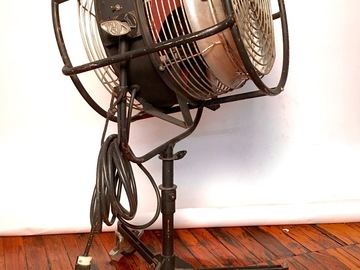 "Rent: Mole Richardson Moleffect Wind machine 18"" fan"