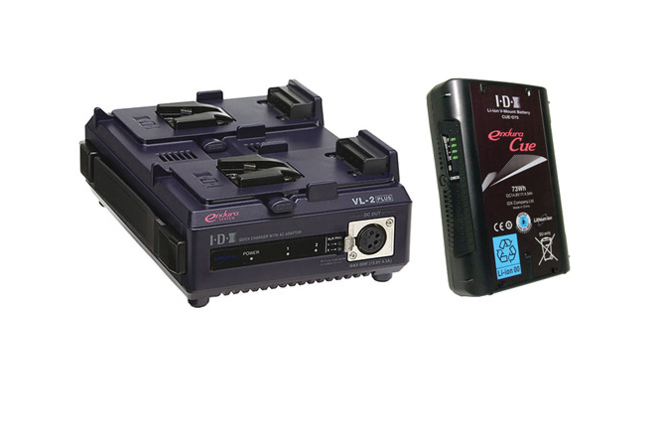 V-Mount Battery Kit w Dual Charger & A/B Adapter