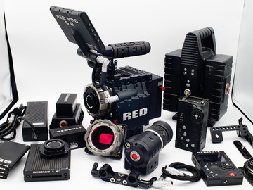Rent: RED Epic M-X 5K PACKAGE