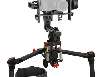 Rent: TURBO ACE Jockey Motion 4-Axis Gimbal for Medium Size Camera