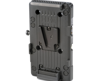 Rent: IDX System Technology P-V257 Endura V-Mount Plate