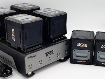 Rent: Anton Bauer Cine 150 Gold-Mount & CHARGER PACK