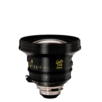 12mm Cooke S4 T2.0 (156mm-D)/Uncoated