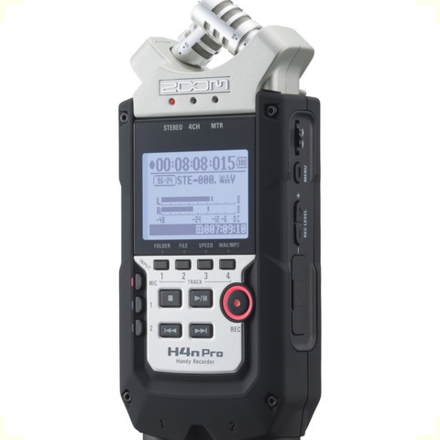 Zoom H4n Sound Recorder