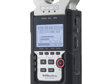 Rent: Zoom H4n Sound Recorder