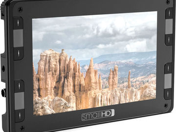 Rent: SmallHD DP7-Pro OLED 7.7-in Onboard Monitor Package
