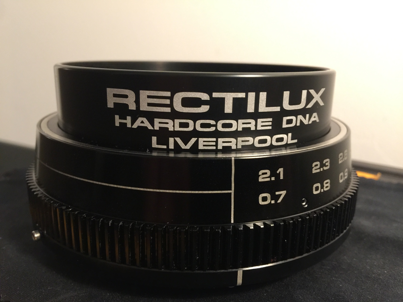 Rent a Rectilux HardCore DNA Anamorphic Single Focus Lens
