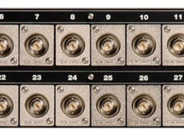Rent: Canare 322U-BJRU A/V Bulkhead Panel