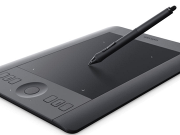 Rent: Wacom Intuos Pro Professional Pen & Touch Tablet