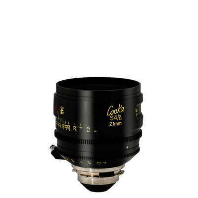 21mm Cooke S4 T2.0 (110mm-D)/Uncoated