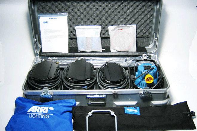 Arri kit (x4 available)