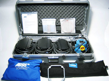 Rent: Arri kit (x4 available)