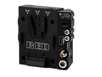 Rent: Red DSMC2 V-Lock I/O Expander