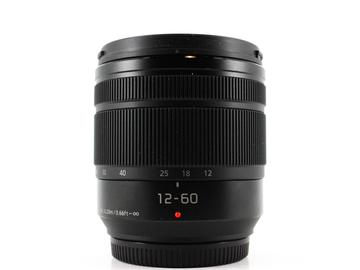 Rent: Panasonic Lumix G Vario 12-60mm f/3.5-5.6 ASPH Power OIS