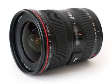 Rent: Canon L-series 17-40mm F4