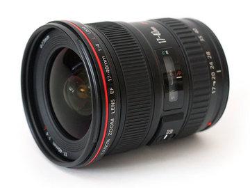 Rent: Canon L-series 17-40mm F4