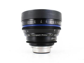 Rent: Zeiss CP.2 50mm T/2.1 PL Cine Lens
