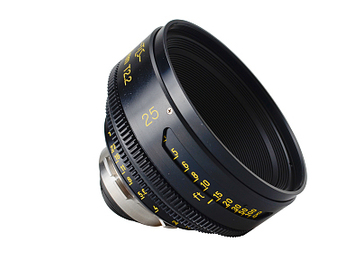 Rent: 25mm Cooke Speed Panchro S3 T2.2 (80mm-D)