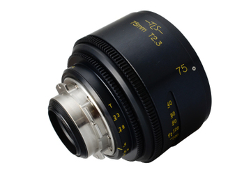Rent: 75mm Cooke Speed Panchro S2 T2.3 (80mm-D)