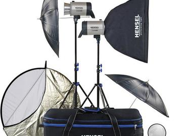 Rent: Hensel Phototechnik Lighting kit