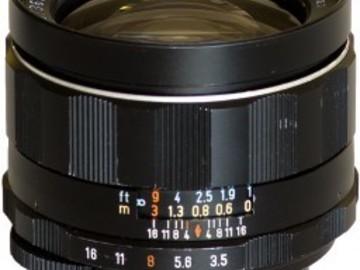 Rent: Super Takumar 24mm f/3.5