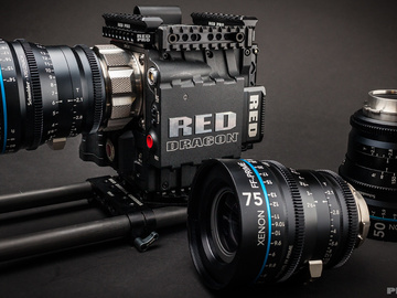 RED Dragon 6k Cinema Package