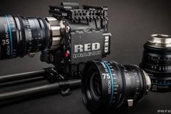 Rent: RED Dragon 6k Cinema Package