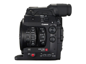 Rent: Canon EOS C300 Mark II - EF Mount