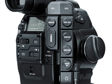 Rent: Canon EOS C300 - EF
