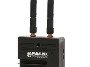 Rent: Paralinx Tomahawk 3G-SDI 1:4 Wireless System