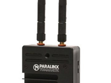 Rent: Paralinx Tomahawk 3G-SDI 2:2 Wireless System