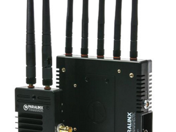 Rent: Paralinx Tomahawk 3G-SDI 2:4 Wireless System