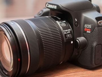Rent: Canon EOS Rebel T4i with 18-135mm and 50mm f/1.8 lenses