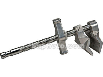 "Rent: Matthews Matthellini Clamp - 6"" Mid Jaw, Silver"