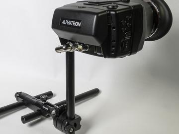 Rent: Alphatron EVF-035W-3G