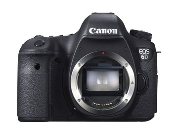 Rent: Canon 6D with 2 Batteries and 32GB SD Card