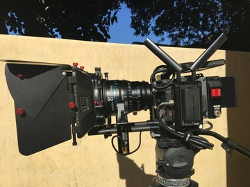 Rent: RED Dragon Cinema Package (Scarlet EF Mount)