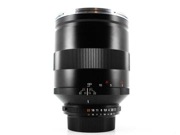 Rent: Carl Zeiss 135mm f/2 Apo-Sonnar T* ZF.2