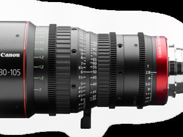 Rent: Canon CN-E 30-105mm T2.8 L S