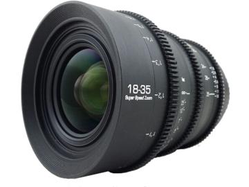 Rent: GL Optics 18-35 1.8 Speed Zoom - PL Mount