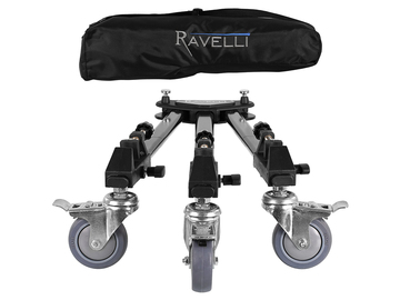 Rent: Ravelli ATD Professional Tripod Dolly