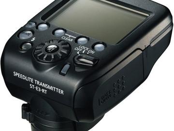 Rent: Canon Speedlite Transmitter